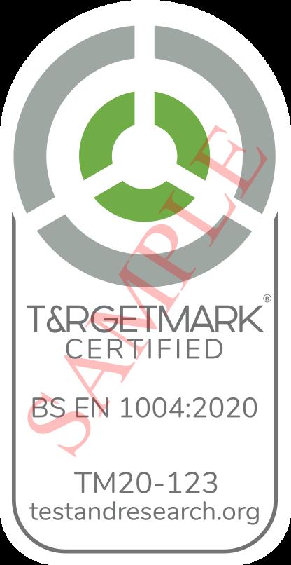 T&RGETMARK EN1004 SAMPLE