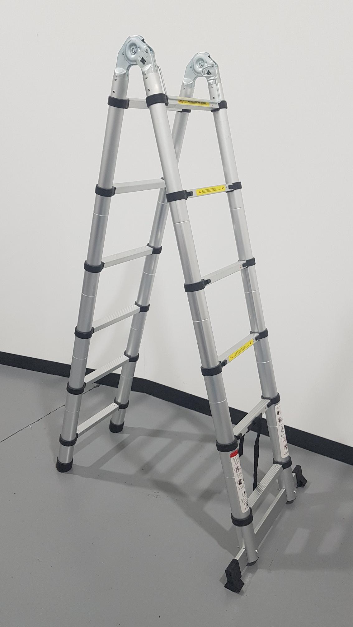 single hinge-joint ladder